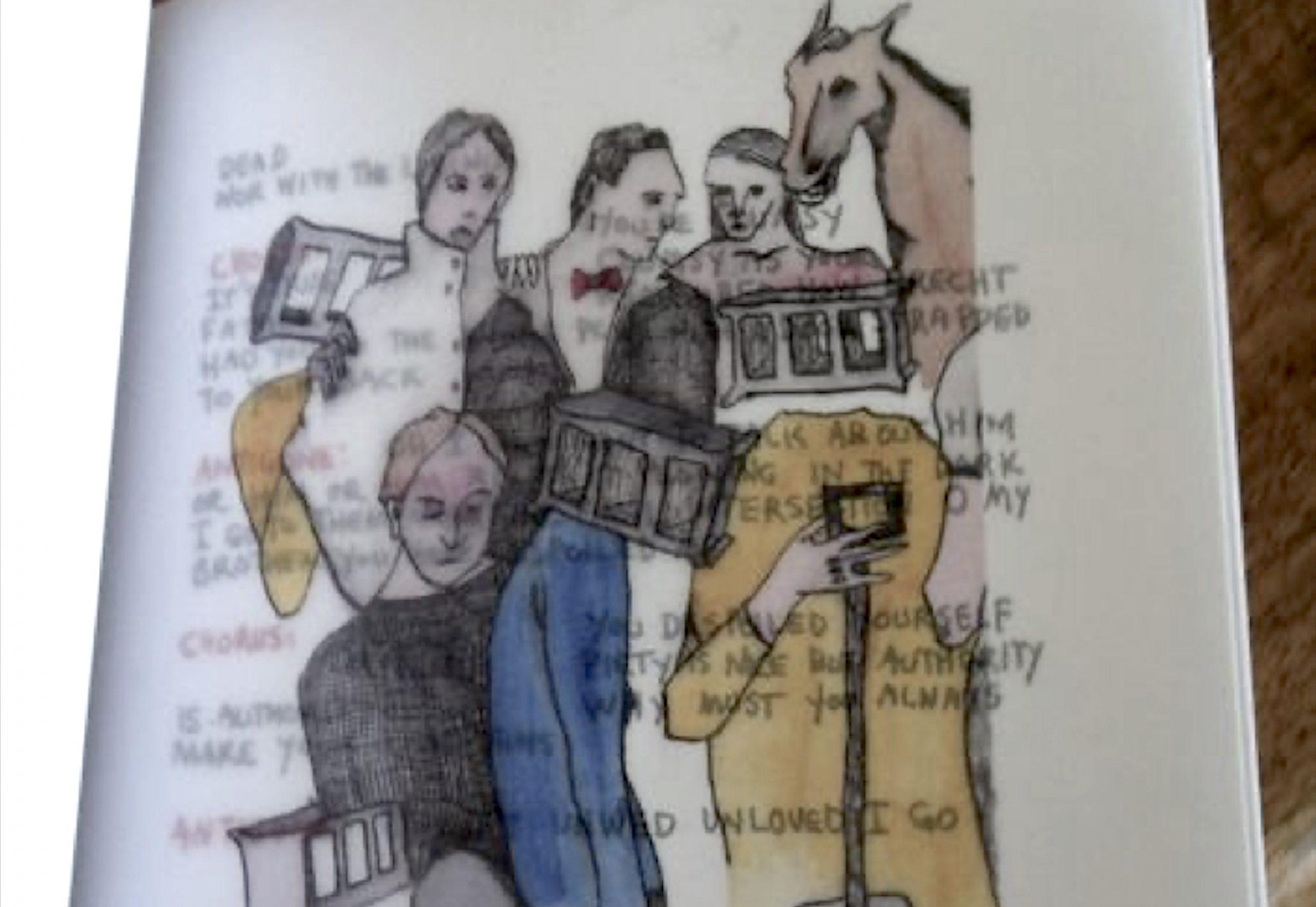 Antigone and Friends